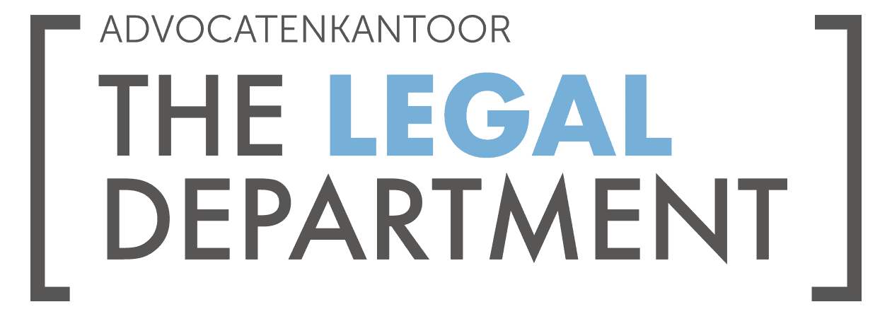 Logo The Legal Department